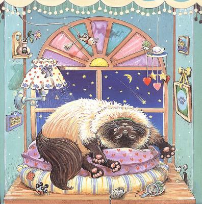 Гэри Паттерсон. Сладкий кошачий сон