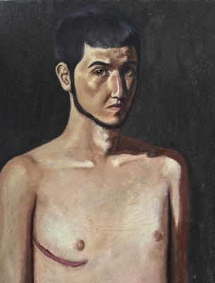 Aleksandre Vashakmadze. Obsession