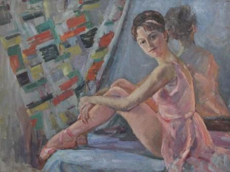 Alevtina Nikolaevna Bezukladnikova. Ballerina