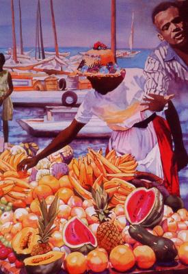 Мэри Сорроус Хьюз. Банановая лодка