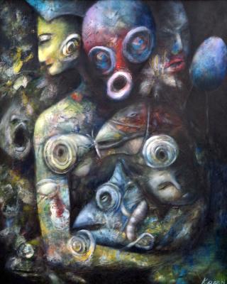 Andrey Karablin. The spirit of time or the darkest night before dawn.