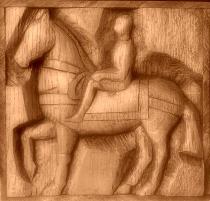 Stas Sergeevich Volostnykh. Rider