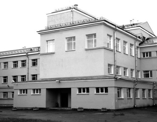 Олег Леонидович Лялин. Профилакторий «Текстильщица»