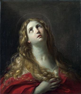 Guido Reni. St. Mary Magdalene