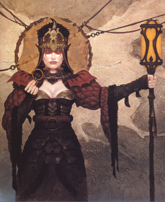 Gerald Brom. The guardian
