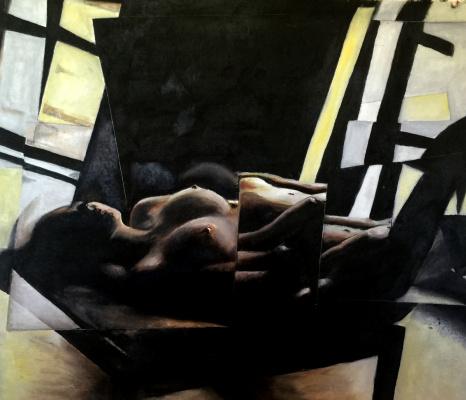 Stephane CZYBA. STEEL WOMAN