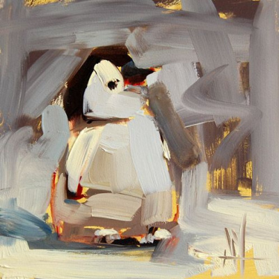 Angela Moulton. Little penguin