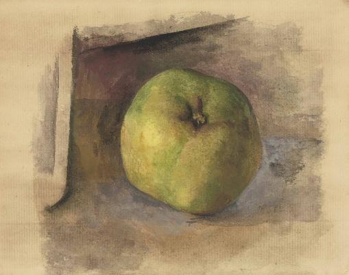 Pablo Picasso. Pomme