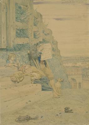 Ричард Дадд. Beggars