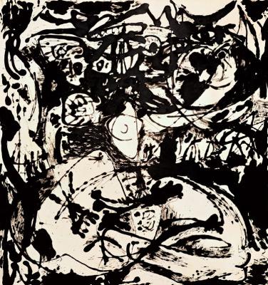 Jackson Pollock. Room 18