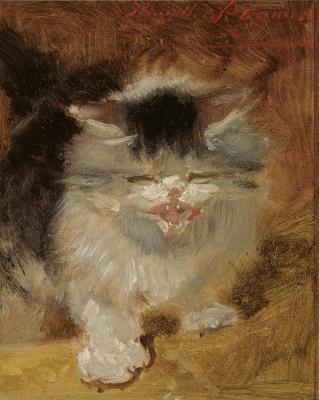 Генриетта Роннер-Книп. Маленький злой котенок
