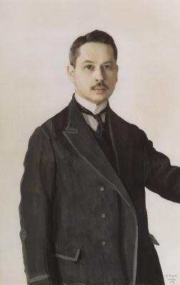 Константин Андреевич Сомов. Автопортрет