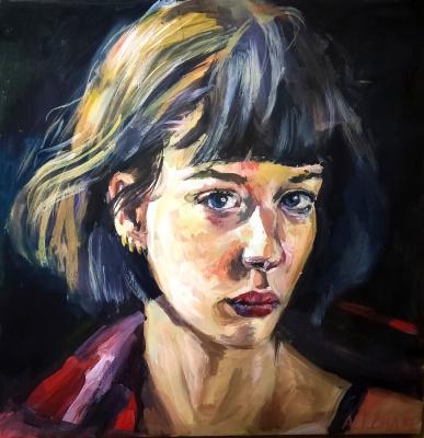 Alina Chaplygin. Girl 01