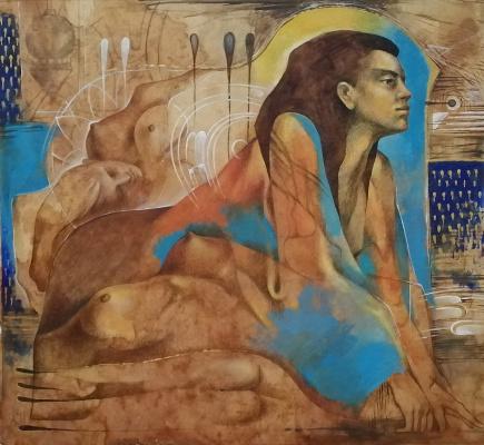 Serg Louki. Magnificent Sphinx