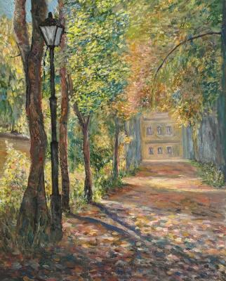 Александр Владимирович Казанцев. Autumn