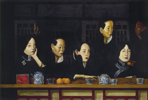 Alexander Yakovlev. Women's Lodge of the Beijing Opera