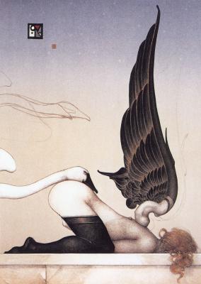 Майкл Паркес. Павший ангел