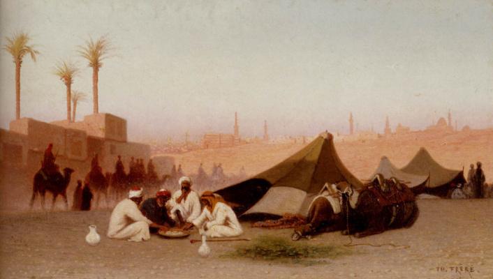 Karl Theodor Frer. Islam