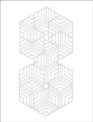 Коити Сато. Оптические иллюзии 22