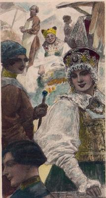 Сергей Сергеевич Соломко. На ярмарке