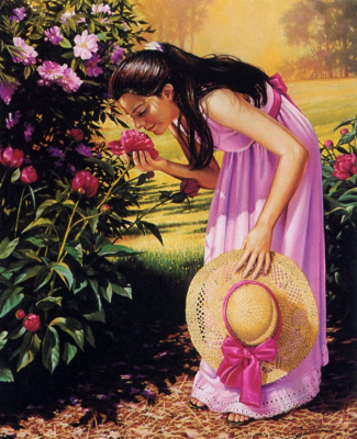 Розан Померлей. Природа