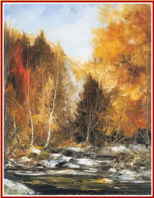 Пьер-Луи Виган. Золотые листья