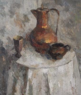 """Ekaterina Lebedeva. """"Copper jug"""""""