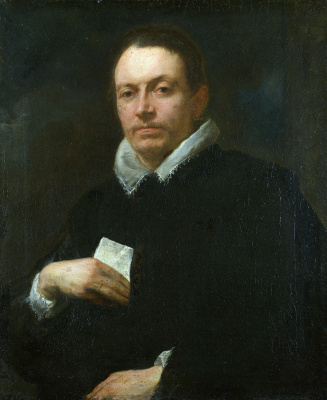 Anthony van Dyck. Portrait Of Giovanni Battista Cattaneo