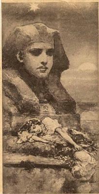 Вильгельм Александрович Котарбинский. Сфинкс