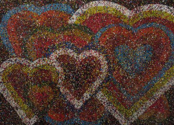 Igor Vladimirovich Chernenko. Murals of Love