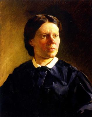 Nikolai Nikolaevich Ge. Portrait Of A. N. Zabello