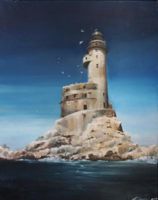 Alessia Lisenko. Aniva Lighthouse