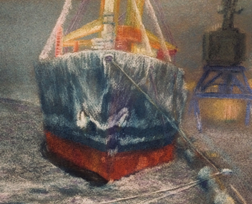 Maxim Chekmarev. Port Pevek