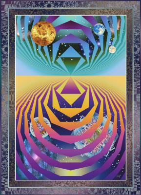 Юрий Николаевич Сафонов (Yury Safonov). The Singularity Facets of the Event Horizon