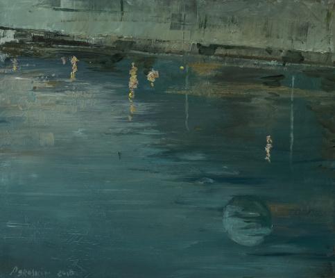 Семен Агроскин. Наблюдение 13. Вода