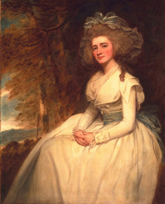 George Romney. Suzanne (Miller) Lee Acton
