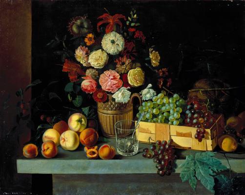 Ivan Fomich (Trofimovich) Khrutsky. Fruit