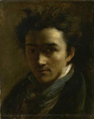 Théodore Géricault. Alexander Kolin