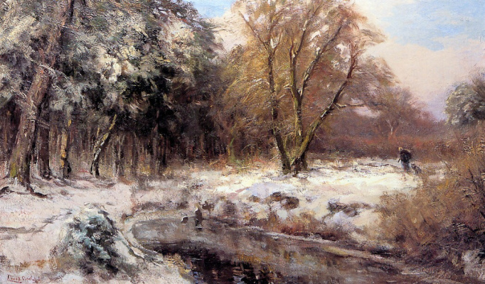 Апол Лодевейк. Зима