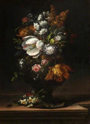 Rachelle Ruysch. Summer flowers