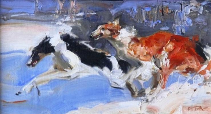 Alexander Vladimirovich Gorbikov. Greyhounds
