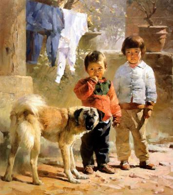 Миан Ситу. Дети
