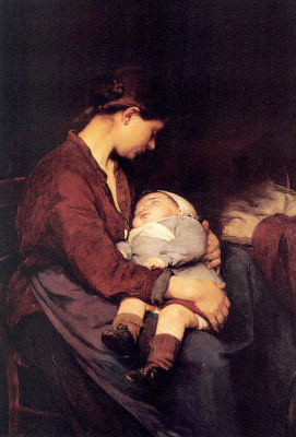 Элизабет Норс. Забота матери