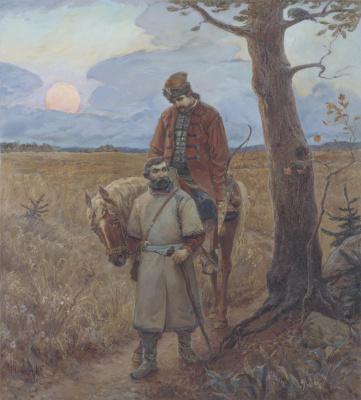 Игорь Геннадьевич Машков. Travelers