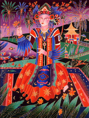 Юрий Горбачев. Принцесса