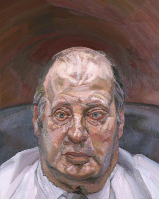 Lucien Freud. The artist's brother