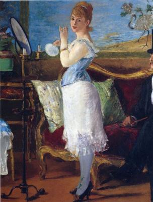 Edouard Manet. Nan