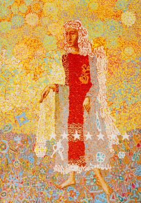 Алексей Петрович Акиндинов. Angel of the Seven Churches