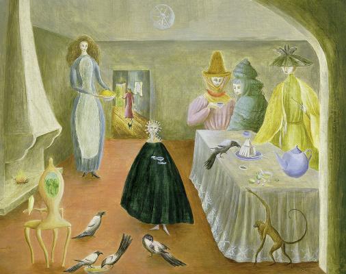 Leonora Carrington. Spinsters