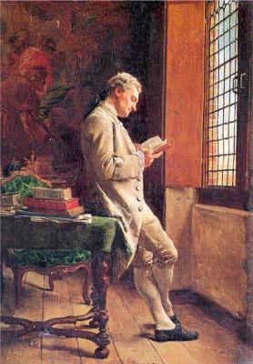 Жан-Луи-Эрнест Месонье. У окна